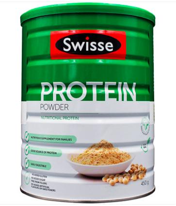 【一般贸易】澳大利亚Swisse混合蛋白粉固体饮料450g