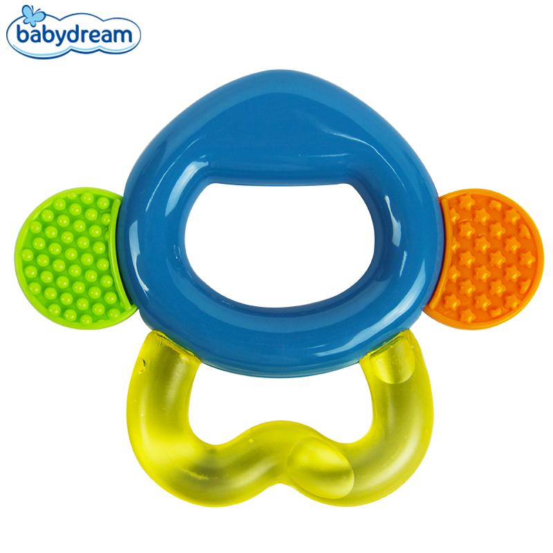 Babydream 德国 宝宝安抚小鱼牙胶 婴儿磨牙棒