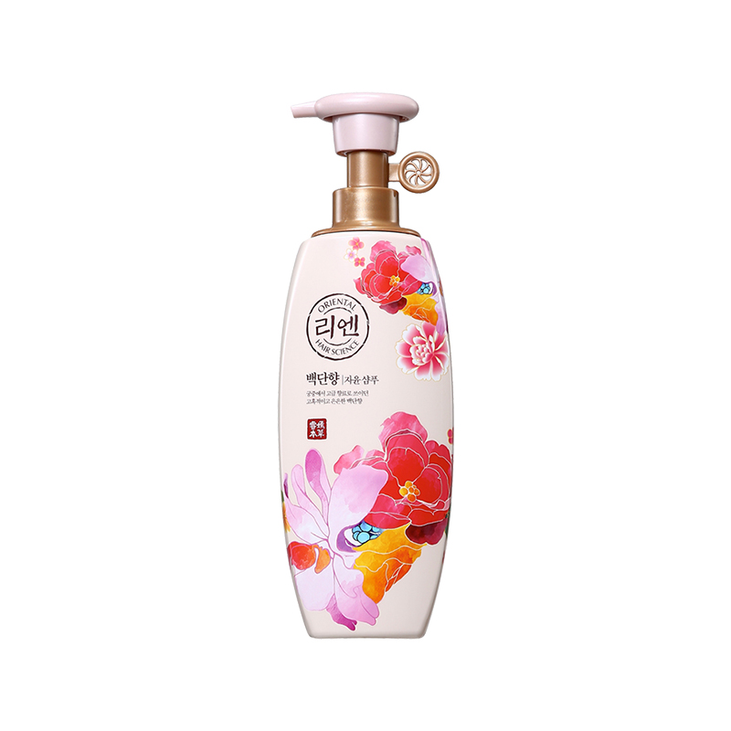 【一般贸易】LG 韩国 睿嫣白檀香洗发水 500ml/瓶