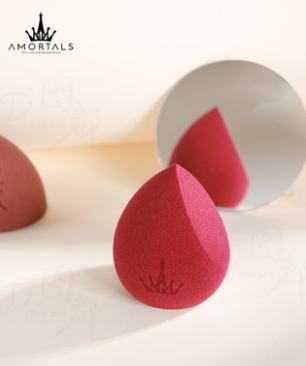 【ZY】【一般贸易】Amortal尔木萄美妆蛋  3个/盒