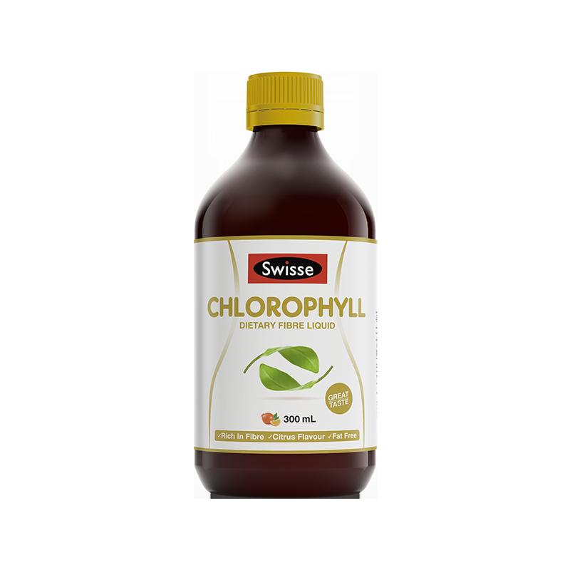 【买五送一】【一般贸易】Swisse 芊盈膳食纤维橙味饮料300ML(5瓶/组)